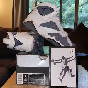 Air Jordan 7 Retro Youth size 7